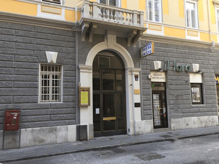 Sede Chiesa di Cristo Trieste